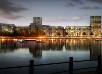 Thumbnail Studio for sale in Endeavour House, Royal Wharf, North Woolwich Road, London
