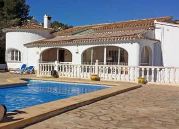Thumbnail 3 bed villa for sale in Moraira, Alicante, 03724, Spain, Benissa, Alicante, Valencia, Spain