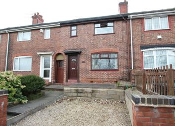Thumbnail 2 bed town house for sale in Orford Street, Wolstanton, Newcastle-Under-Lyme