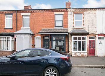 3 bed terraced house for sale in Fairfield Road, Kings Heath, Birmingham B14