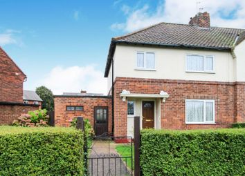Thumbnail 3 bed end terrace house for sale in Woodville Terrace, Selby