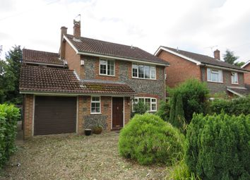 Thumbnail 5 bedroom detached house for sale in The Street, Billingford, Dereham