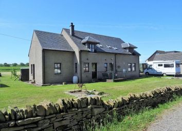 Thumbnail 5 bed detached house for sale in Paddock View, Guthrie, Forfar