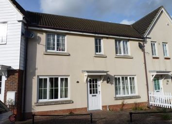 Thumbnail 3 bed terraced house to rent in St. Johns Way, Edenbridge