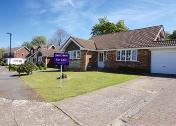 Thumbnail 3 bed detached bungalow for sale in Oaks Close, East Cowes