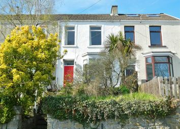Thumbnail 3 bedroom terraced house for sale in Penmaen Terrace, Swansea