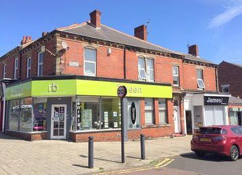Thumbnail 3 bedroom flat to rent in Warton Terrace, Heaton, Newcastle Upon Tyne