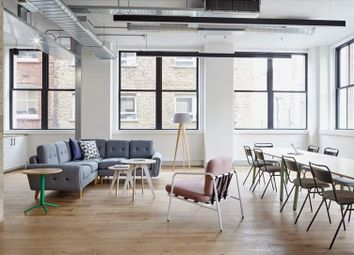 Thumbnail Serviced office to let in 80 Clerkenwell Road, London