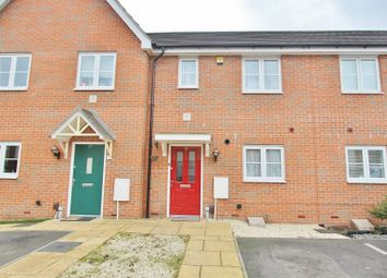 Thumbnail 2 bed terraced house for sale in Whitworth Avenue, Noak Hill, Romford