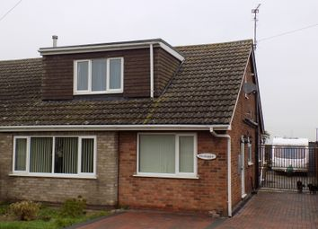 Thumbnail 3 bed semi-detached house for sale in Station Road, Ulceby