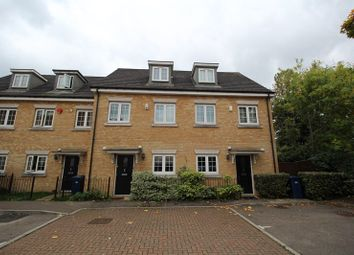 Thumbnail 3 bed town house to rent in Brownlow Close, New Barnet, Barnet