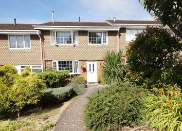 Thumbnail 4 bed terraced house for sale in Camelot Crescent, Portchester, Fareham