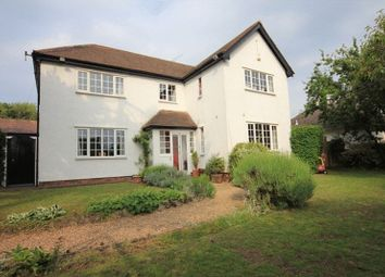 Thumbnail 4 bed detached house for sale in Victoria Avenue, Heswall, Wirral