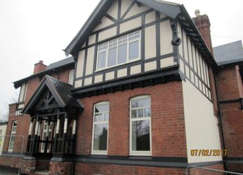 Thumbnail 3 bed flat to rent in Etruria Road, Basford, Stoke On Trent
