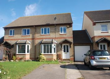 Thumbnail 3 bed semi-detached house for sale in Highcliffe Road, Gosport