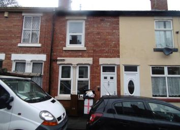 Thumbnail 2 bedroom terraced house for sale in Merridale Street West, Wolverhampton