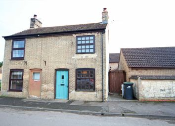 Thumbnail 1 bedroom semi-detached house to rent in West Street, Isleham