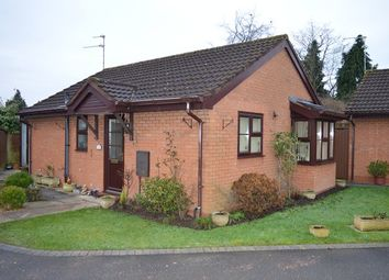 Thumbnail 2 bed detached bungalow for sale in Goosefield Close, Market Drayton