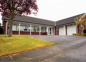 Thumbnail 3 bed detached bungalow for sale in Fackley Way, Sutton-In-Ashfield