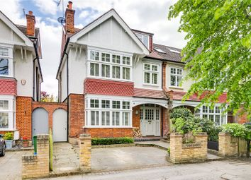 Thumbnail 5 bed semi-detached house to rent in Richmond Park Road, London