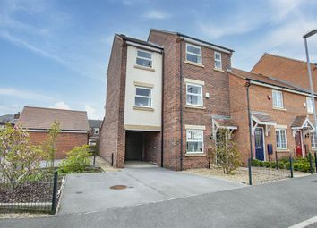 Thumbnail 4 bed town house for sale in Bramley Way, Misterton, Doncaster