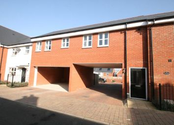 Thumbnail 2 bed maisonette to rent in Lenz Close, Colchester, Essex