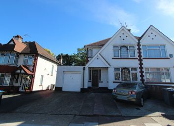 Thumbnail 3 bed semi-detached house to rent in Wembley Park, Middlesex