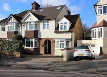 Thumbnail 5 bed semi-detached house for sale in North Road, Chorleywood, Rickmansworth