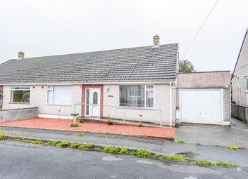 Thumbnail 3 bed semi-detached bungalow for sale in Castle View, Egremont
