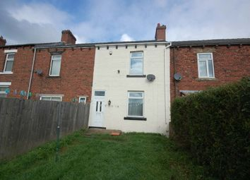 Thumbnail 2 bed terraced house for sale in Forth Street, Stanley, Durham, County Durham