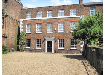 Thumbnail 8 bed town house for sale in 17 Hill Street, Wisbech