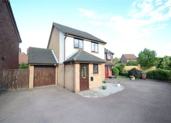 3 bed link-detached house for sale in Worrall Way, Lower Earley, Reading RG6