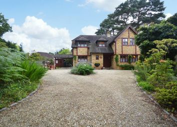 Thumbnail 3 bed detached house for sale in Sandhurst Road, Finchampstead