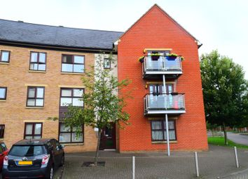 Thumbnail 2 bed flat for sale in Tower Square, Northampton