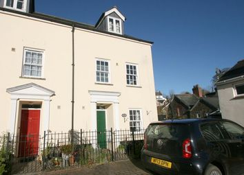 Thumbnail 4 bed semi-detached house for sale in Newton Court, Bampton, Tiverton
