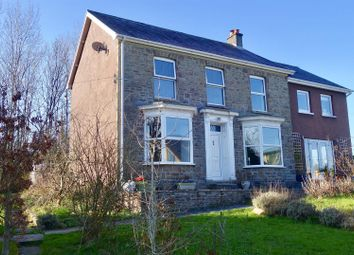 Thumbnail 5 bed detached house for sale in Llandeilo