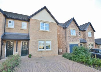Thumbnail 3 bed semi-detached house for sale in Elder Drive, Stainburn, Workington