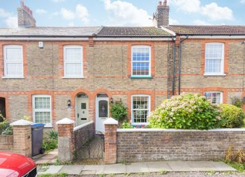 Thumbnail 3 bed terraced house for sale in Gladstone Road, Walmer, Deal