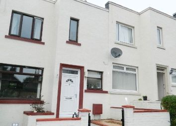 Thumbnail 3 bed terraced house for sale in Braehead, Alva