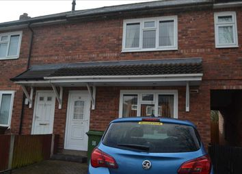 Thumbnail 2 bed end terrace house for sale in Carlyle Road, Wolverhampton