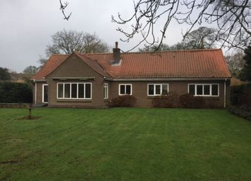 Thumbnail 3 bed detached bungalow to rent in Church Street, Barrowby, Grantham