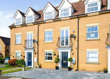 4 bed terraced house for sale in Breezehill, Wootton, Northampton NN4