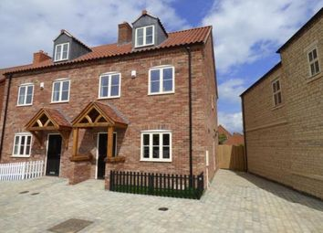 Thumbnail 4 bed semi-detached house for sale in St Johns Village, Medland Drive, Bracebridge Heath, Lincoln