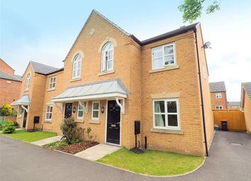 Thumbnail 3 bedroom end terrace house for sale in Lindleys Lane, Kirkby-In-Ashfield, Nottinghamshire