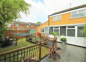 Thumbnail 3 bed end terrace house for sale in Caythorpe Court, Mansfield Woodhouse, Mansfield, Nottinghamshire