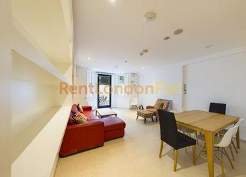 Thumbnail 3 bed flat for sale in Elsham Road, Kensington