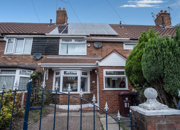 Thumbnail Terraced house for sale in Hazel Road, Liverpool