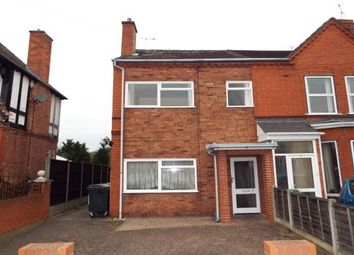 Thumbnail 1 bed flat to rent in Blackpole Road, Worcester