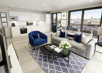Thumbnail 3 bed flat for sale in Calders Wharf, London