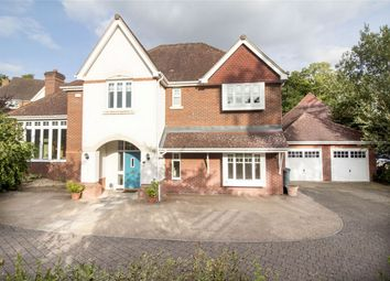 Thumbnail 5 bed detached house for sale in Ibworth Lane, Fleet